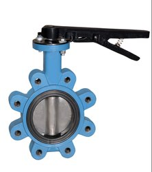 Lug Style Butterfly Valves