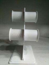 Plastic Bangle Stand Two - Line