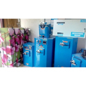 Color Coated Sanitary Napkin Incinerator Machine