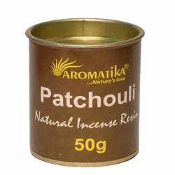 Patchouli Resin 50 Gram Jar Pack