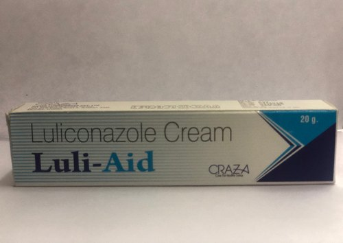 Luliconazole 1 W W Cream Luli Aid Luliconazole 20g Packaging Type Tube Rs 259 Piece Id 20492879962