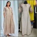 Long Cotton Gown