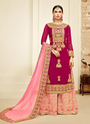 Wedding Special Palazzo Suits Collection