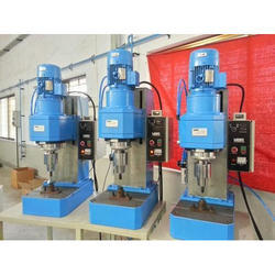 MBR Automatic Pneumatic Orbital Riveting Machine