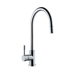 Pill Out SS Sink Mixer Kitchen Faucets Franke