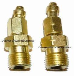Deepak Brass Welding Hose Fittings, Size: 1/2 inch, 3/4 inch, 1 inch, 2 inch, 3 inch