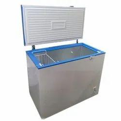 PVC 300L Blue Star Deep Freezer, Top Open Door, Capacity: 300 L