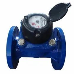 Analog Water Flow Meter