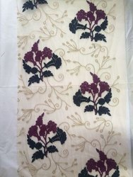 Machine Embroidery Work Designer Fabrics