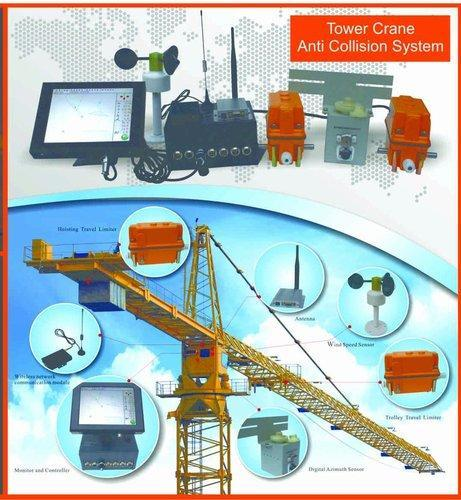Anti Collision Devices For Tower Cranes