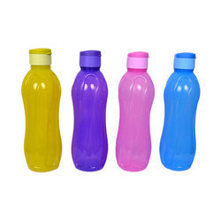 Cello Multicolor Plastic Water Bottle, Capacity: 1 Liter