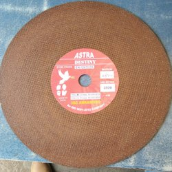 14 350 x 2.5 x 25.40mm Red Double Fiber Cutting Wheel