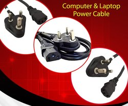 VOLTAIC Computer And Laptop Power Code 1.5 mtr