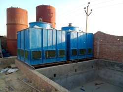 Force Draft Cooling Tower