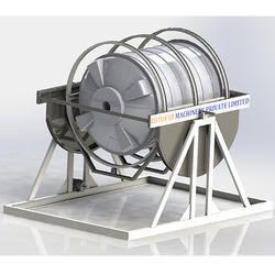 Octagonal Type Rotomolding Machine