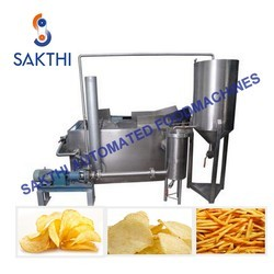 Semi Automatic Potato Chip Making Line