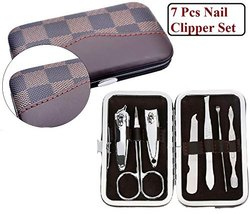 Techtest Nail Clippers Set Of 7 Pcs For Household, Pack Size: 110 x 60 x 15mm