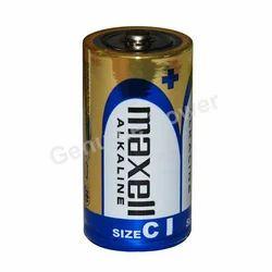 Maxell C Size Alkaline Battery