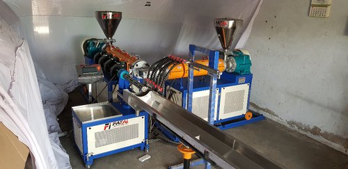 PVC Suction Hose Pipe Plant and pvc garden pipe plant