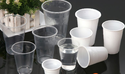 Drinking Plastic Glass