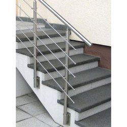 Stainless Steel Handrail Fabrication