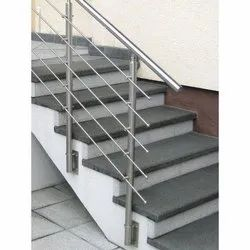Stainless Steel Handrail Fabrication Service