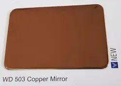 Wd 503 Copper Mirror ACP Sheets