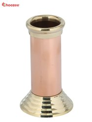 Pure Copper Brass Bud Base Stand