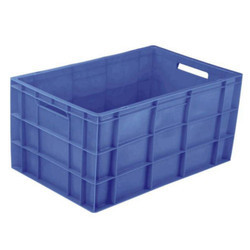 Plastic Injection Molded Crates