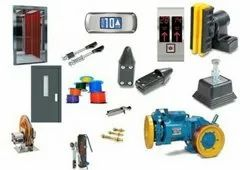 Goods Lift Parts, for Industrial Premises, Control Panel