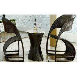 Bar Chair With Table