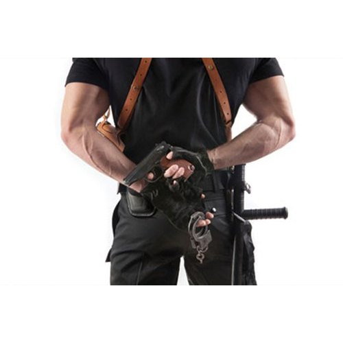 Corporate Male Security Services For Banks