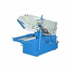 Swing Type Metal Cutting Band Saw Machine, For Industrial, 440 V