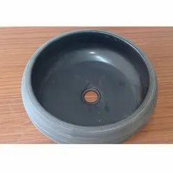 Polished Ceramic Wash Basin