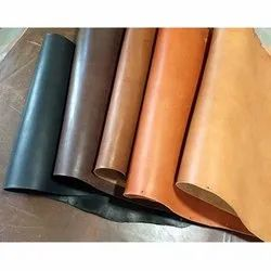 Drum Dyed Lining Finished Leather