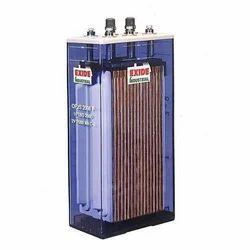 2 volt Exide Industrial Battery, for Power plant back up.