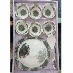 Printed Pudding Bowl Set