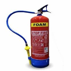 A and B Class 9L Mechanical Foam Based Fire Extinguisher