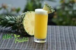 ABC Fruits Yellow Pineapple Concentrate, Packaging Type: Drum, Packaging Size: 215 Kgs