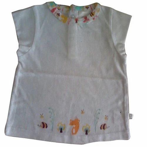 8c001645ba7b5 Girls Organic Cotton Organic Babies Top, Rs 250 /piece, Cotz Bio ...