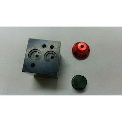 CNC Aluminum Anodized Parts