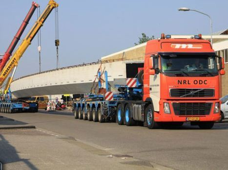 Odc Transport Service, Over Dimensional Consignment Services