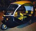 Hybrid Electric Rickshaw