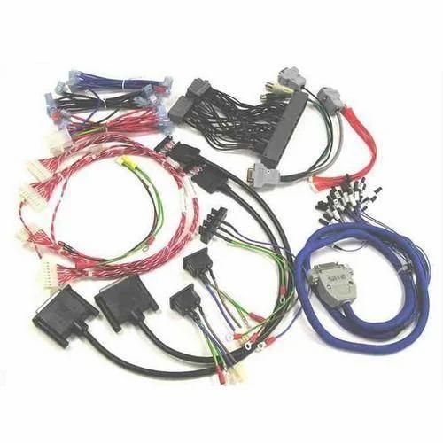 wire harness, cable harness, cable harness assembly, electric ...  indiamart