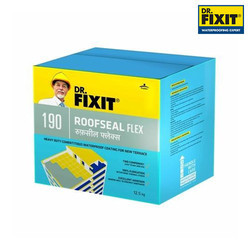 Dr. Fixit Roofseal Flex Waterproofing Solutions, Packaging Type: 12 .5 kg
