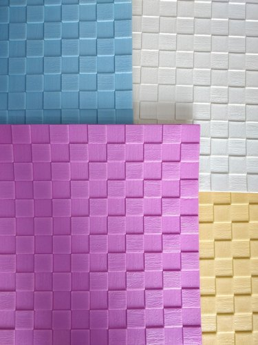 IKON For interiors 3d Mosaic patteren wall cladding, Packaging Size: 65 Sheets