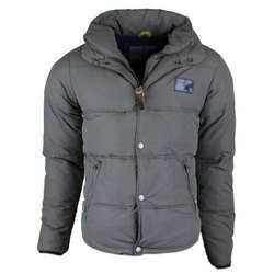 Full Sleeve Casual Wear Men's Blended Winter Jackets, Size: S-XXL