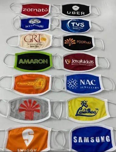 Corporate Logo Masks