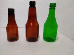 Plastic Brut Bottle 100ml