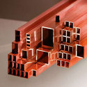Copper Square Tubes